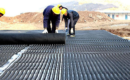种植屋面排水板