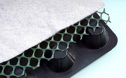 复合排水板