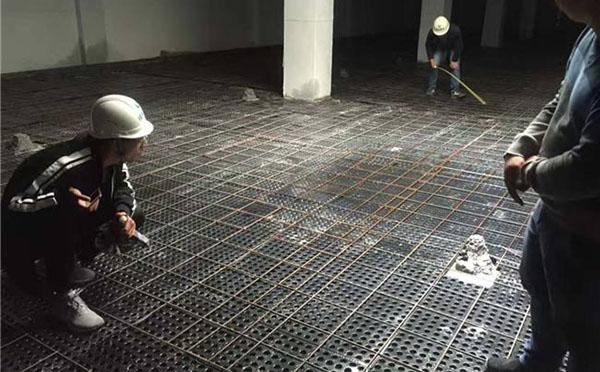 地下车库排水板案例
